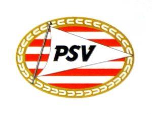 PSV_Eindhoven_-_Philips_Stadion_-_Kleedkamer_Welkom_-_Cropped_Logo