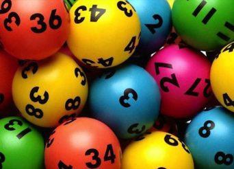 Lotto balletjes