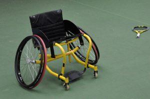 rolstoeltennis rolstoel