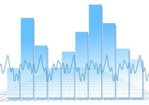 Statistieken grafiek