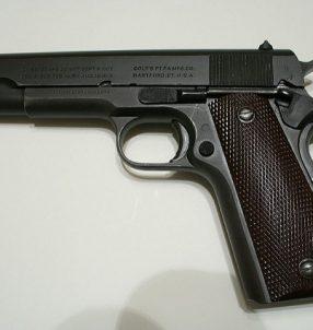 Colt pistool