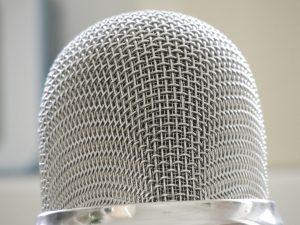 microfoon radio concert