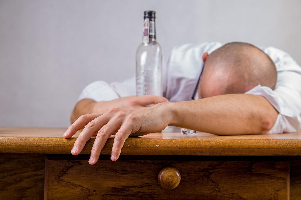 alcohol dronken