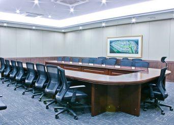 vergadering vergaderzaal
